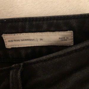 PacSun Jeans - Pacsun Black skinny jeans!